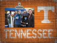 Tennessee Volunteers Wood Clip Frame
