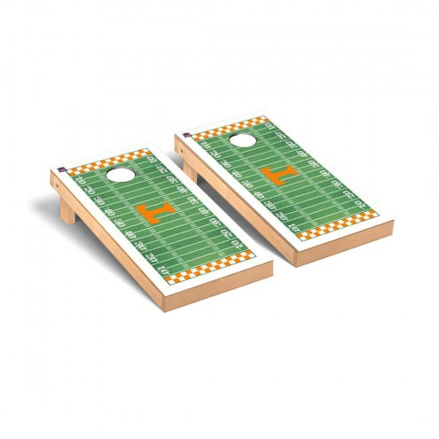 Tennessee Volunteers Football Field Cornhole Game Set