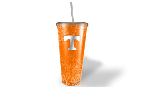 Tennessee Volunteers Freezer Straw Tumbler