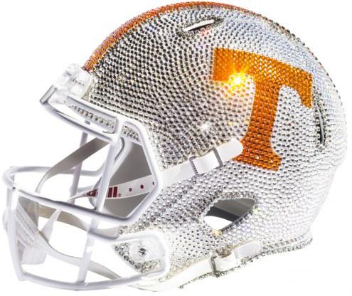 Tennessee Volunteers Full Size Swarovski Crystal Football Helmet