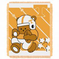 Tennessee Volunteers Fullback Baby Blanket