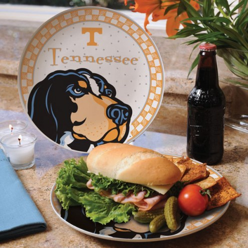 Tennessee Volunteers Gameday Ceramic Plate