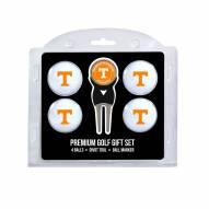 Tennessee Volunteers Golf Ball Gift Set