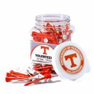 Tennessee Volunteers 175 Golf Tee Jar
