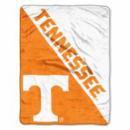 Tennessee Volunteers Halftone Raschel Blanket