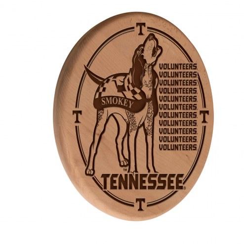 Tennessee Volunteers Laser Engraved Wood Sign