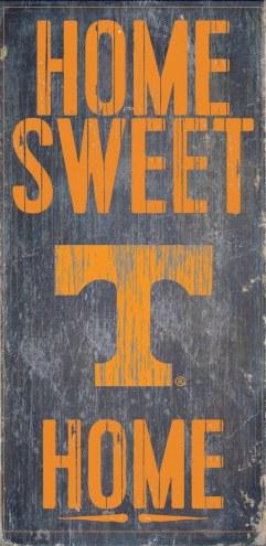 Tennessee Volunteers Home Sweet Home Wood Sign