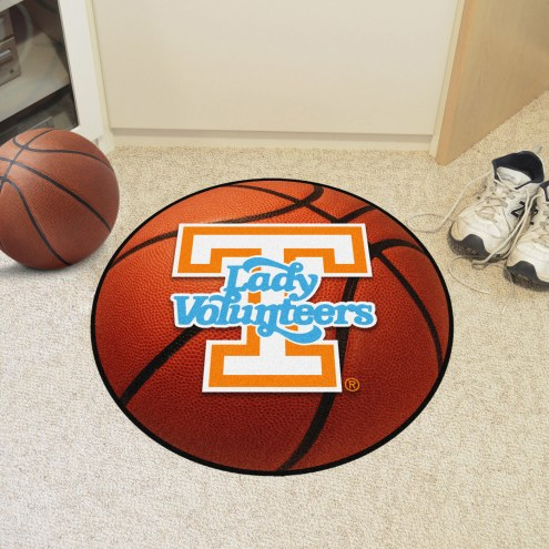 Tennessee Volunteers Lady Vols Basketball Mat