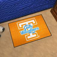 Tennessee Volunteers Lady Vols Starter Rug