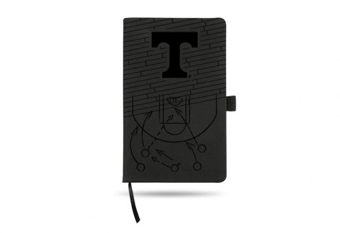 Tennessee Volunteers Laser Engraved Black Notepad