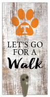 Tennessee Volunteers Leash Holder Sign
