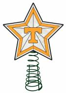 Tennessee Volunteers Light Up Art Glass Tree Topper