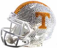 Tennessee Volunteers Mini Swarovski Crystal Football Helmet