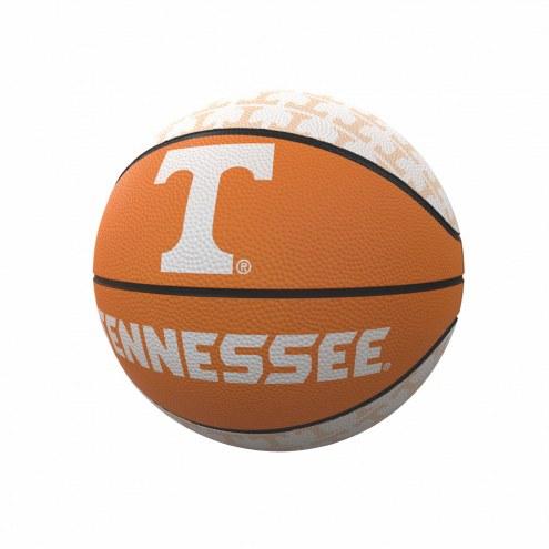 Tennessee Volunteers Mini Rubber Basketball