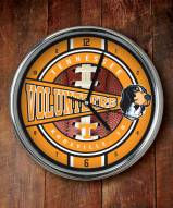 Tennessee Volunteers NCAA Chrome Wall Clock