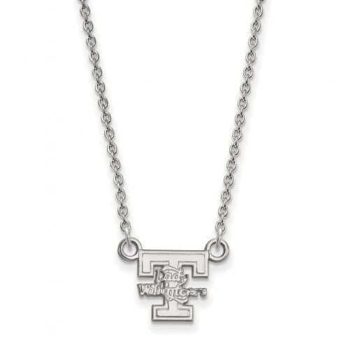 Tennessee Volunteers Sterling Silver Small Pendant Necklace