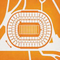 Tennessee Volunteers Neyland Stadium Print