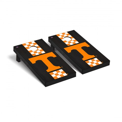 Tennessee Volunteers Onyx Stained Cornhole Game Set
