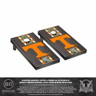Tennessee Volunteers Operation Hat Trick Stained Cornhole Game Set