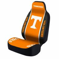 Tennessee Volunteers Orange/Black T Universal Bucket Car Seat Cover
