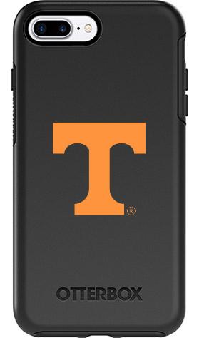 Tennessee Volunteers OtterBox iPhone 8 Plus/7 Plus Symmetry Black Case