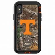 Tennessee Volunteers OtterBox iPhone X Defender Realtree Camo Case