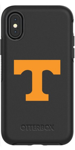 Tennessee Volunteers OtterBox iPhone X Symmetry Black Case