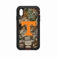 Tennessee Volunteers OtterBox iPhone XS Max Defender Realtree Camo Case
