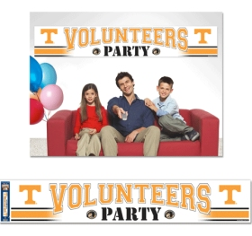 Tennessee Volunteers Party Banner