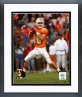 Tennessee Volunteers Peyton Manning Action Framed Photo