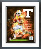 Tennessee Volunteers Player Composite Framed Photo