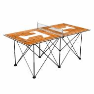 Tennessee Volunteers Pop Up 6' Ping Pong Table