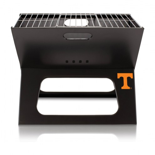 Tennessee Volunteers Portable Charcoal X-Grill