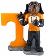 "Tennessee Volunteers ""Power T & Smokey"" Stone College Mascot"