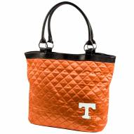 Tennessee Volunteers Quilted Tote Bag