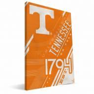 Tennessee Volunteers Retro Canvas Print
