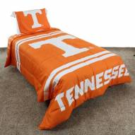 Tennessee Volunteers Reversible Comforter Set