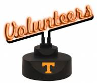 Tennessee Volunteers Script Neon Desk Lamp