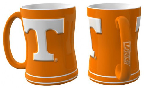 Tennessee Volunteers Sculpted Relief Coffee Mug