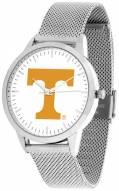 Tennessee Volunteers Silver Mesh Statement Watch