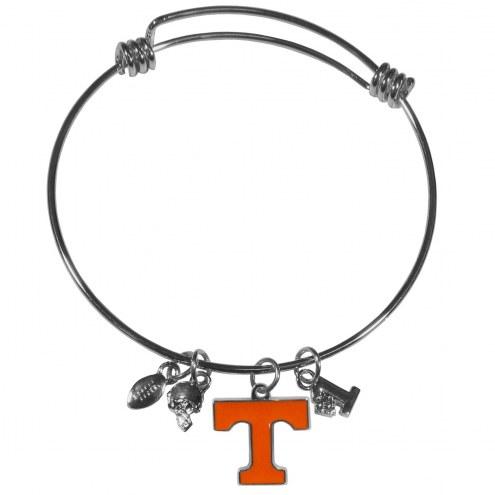 Tennessee Volunteers Charm Bangle Bracelet