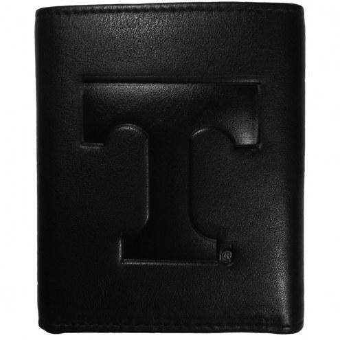 Tennessee Volunteers Embossed Leather Tri-fold Wallet