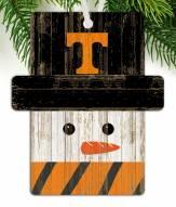 Tennessee Volunteers Snowman Ornament