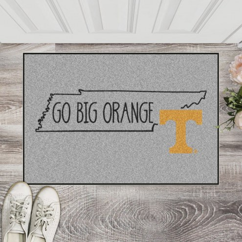 Tennessee Volunteers Southern Style Starter Rug