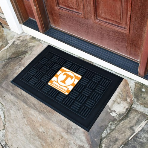Tennessee Volunteers Southern Style Vinyl Door Mat