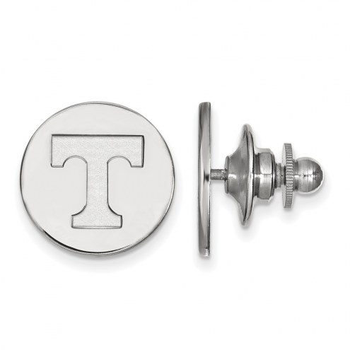 Tennessee Volunteers Sterling Silver Lapel Pin