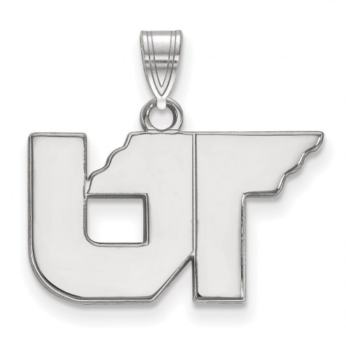 Tennessee Volunteers Sterling Silver Small Pendant