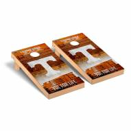Tennessee Volunteers Stadium Cornhole Game Set