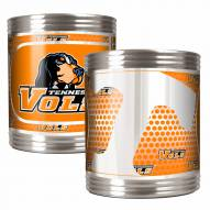 Tennessee Volunteers Stainless Steel Hi-Def Coozie Set