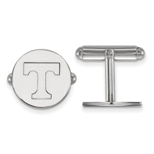 Tennessee Volunteers Sterling Silver Cuff Links